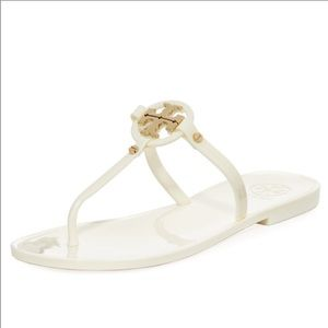 Tory Burch Mini Miller Jelly Sandals Size 7